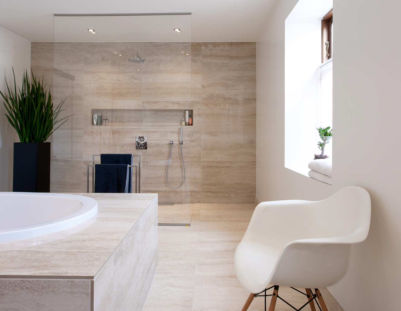 The bathroom of the future is luxurious and personal for Salle de bain 8 m2